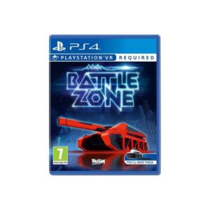 Battlezone (VR) - Sony PlayStation 4 - Action
