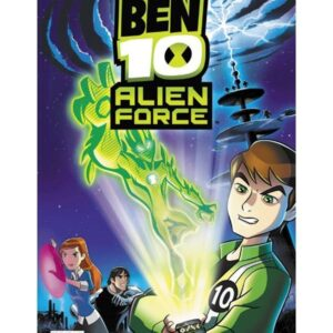 Ben 10: Alien Force - Sony PlayStation Portable - Action - VR first-person shooter