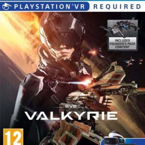 EVE: Valkyrie (VR) - Sony PlayStation 4 - Action