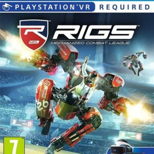 RIGS: Mechanized Combat League (VR) - Sony PlayStation 4 - Virtual Reality