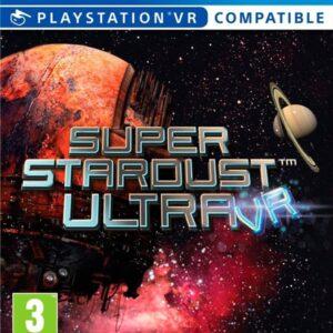Super Stardust Ultra (VR) - Sony PlayStation 4 - Virtual Reality