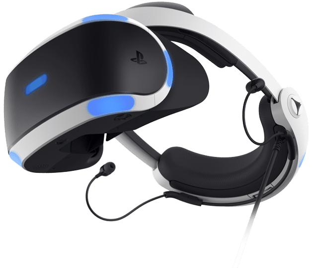 PS4 VR-headset