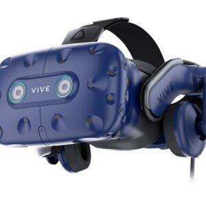 Htc Vive Pro Eye Full Kit + Vive Advantage Pack Pro Eye
